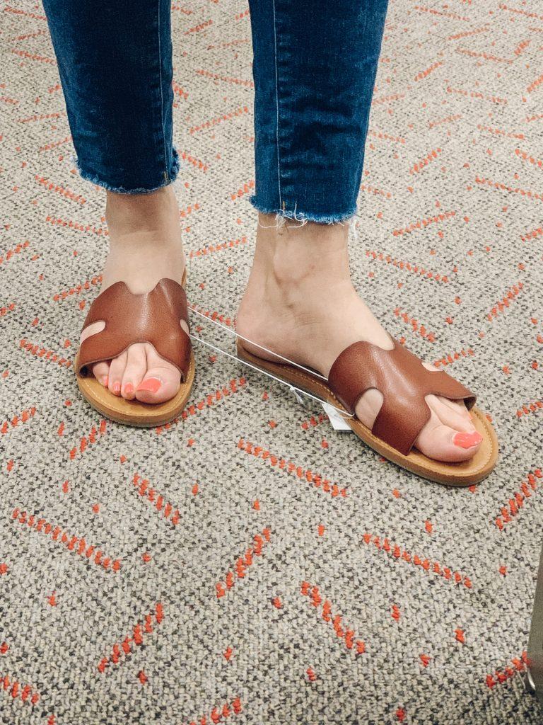 Jenny Slide Sandals review