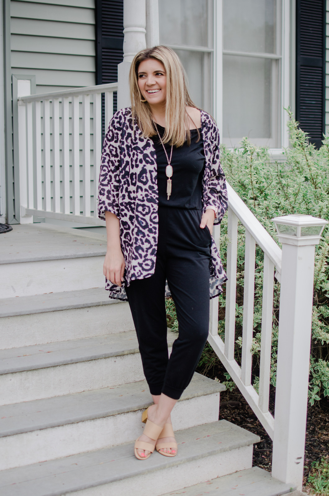 bc43461a7 Wondering how to wear a kimono? Virginia style blogger Lauren Dix shares  six kimono outfits