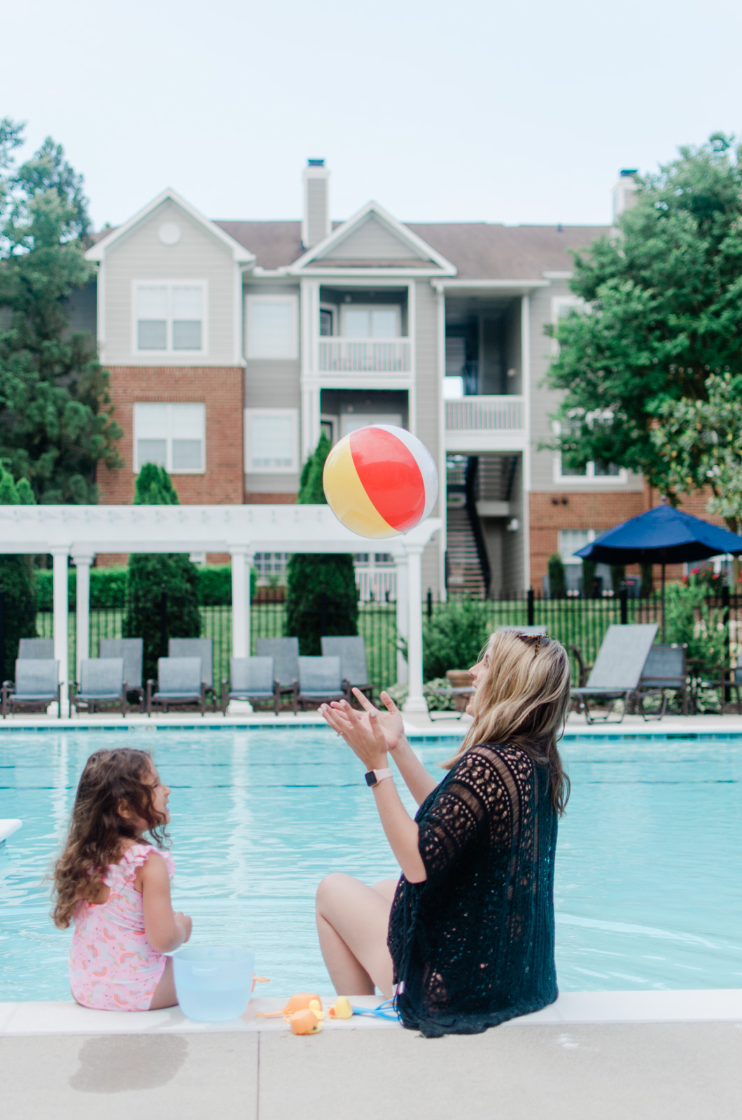 Richmond Virginia blogger, Lauren Dix, shares her visit to local Richmond apartment complex The Grove at Swift Creek.