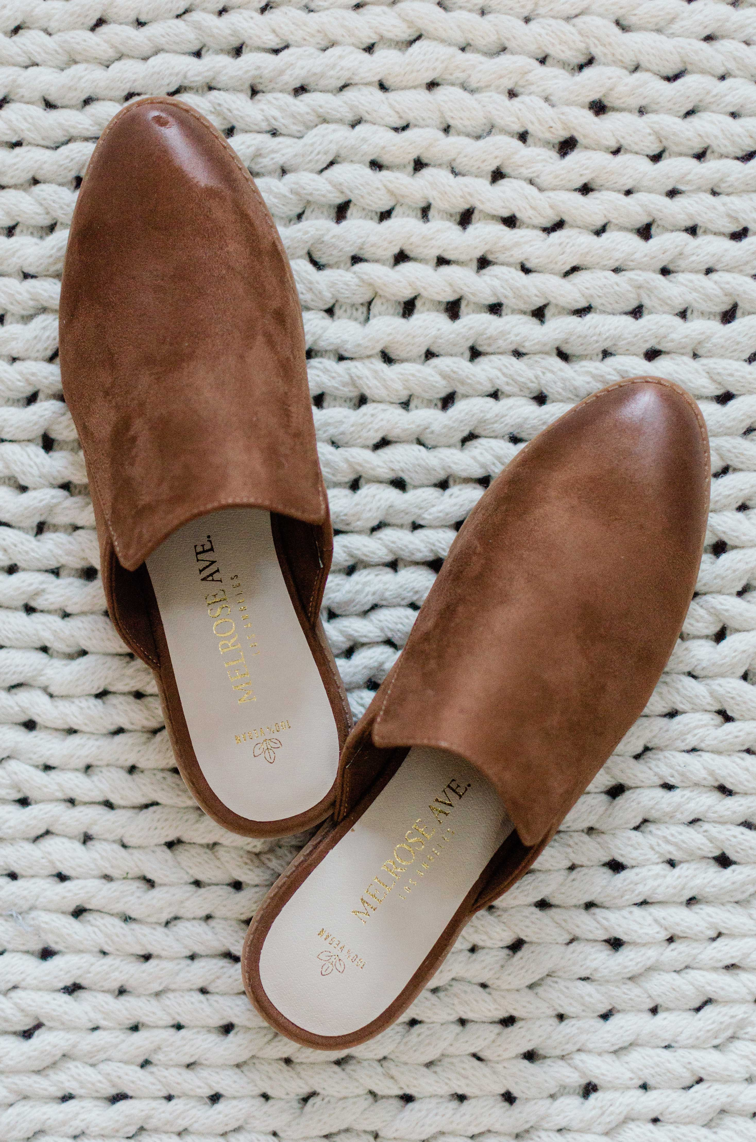 Virginia blogger, Lauren Dix, shares her top five shoes for early fall. From booties to mules all of her picks are affordable and under $50!