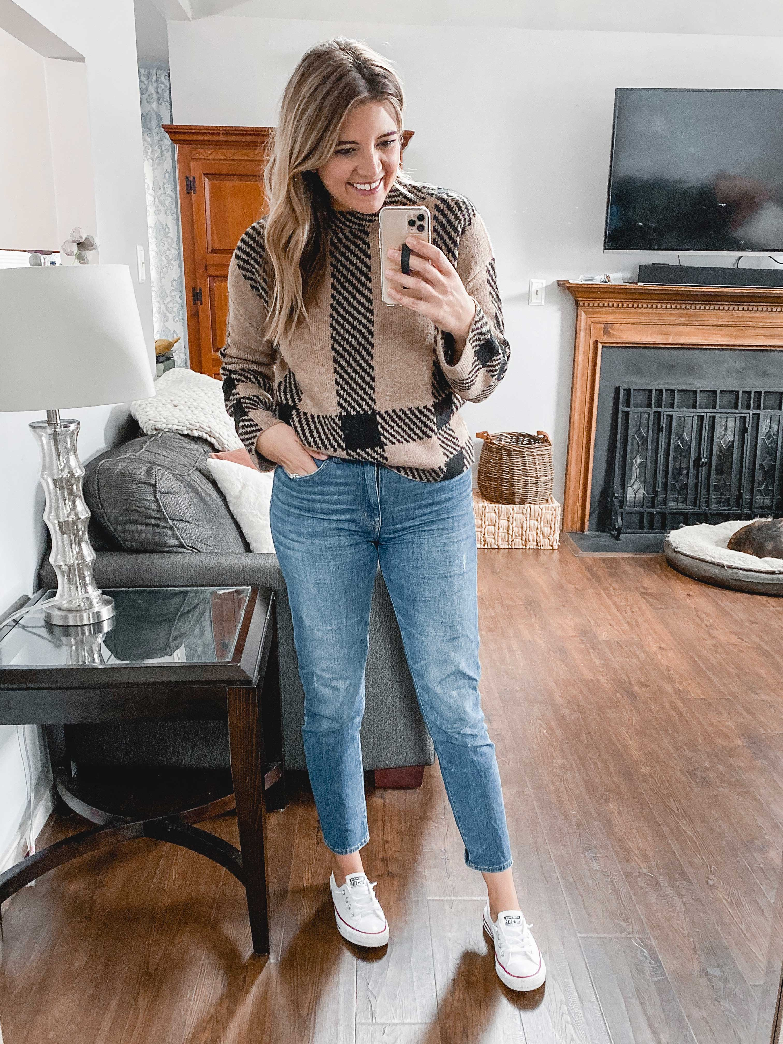 Virginia blogger, Lauren Dix, shares over 15 winter amazon fashion finds in her November Amazon Fashion haul!