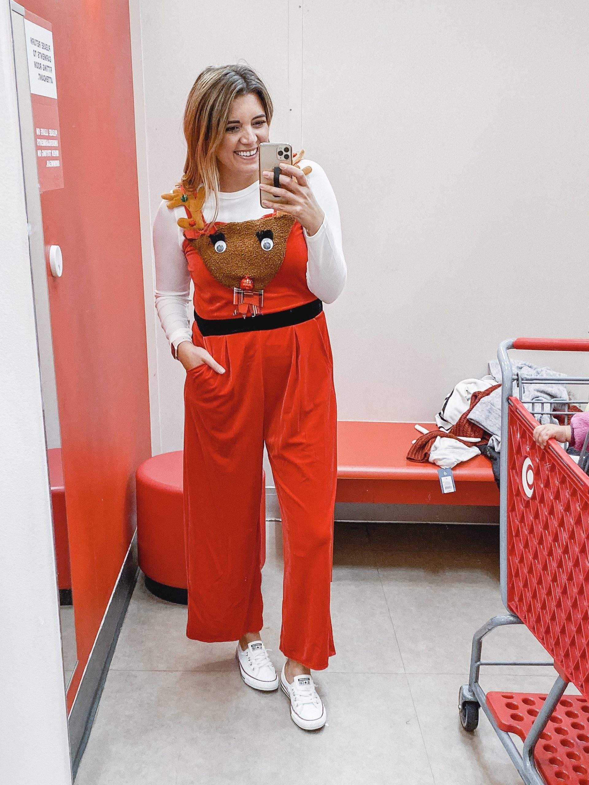 Virginia blogger, Lauren Dix, shares over ten of the cutest Target women's clothes in her winter Target try on!