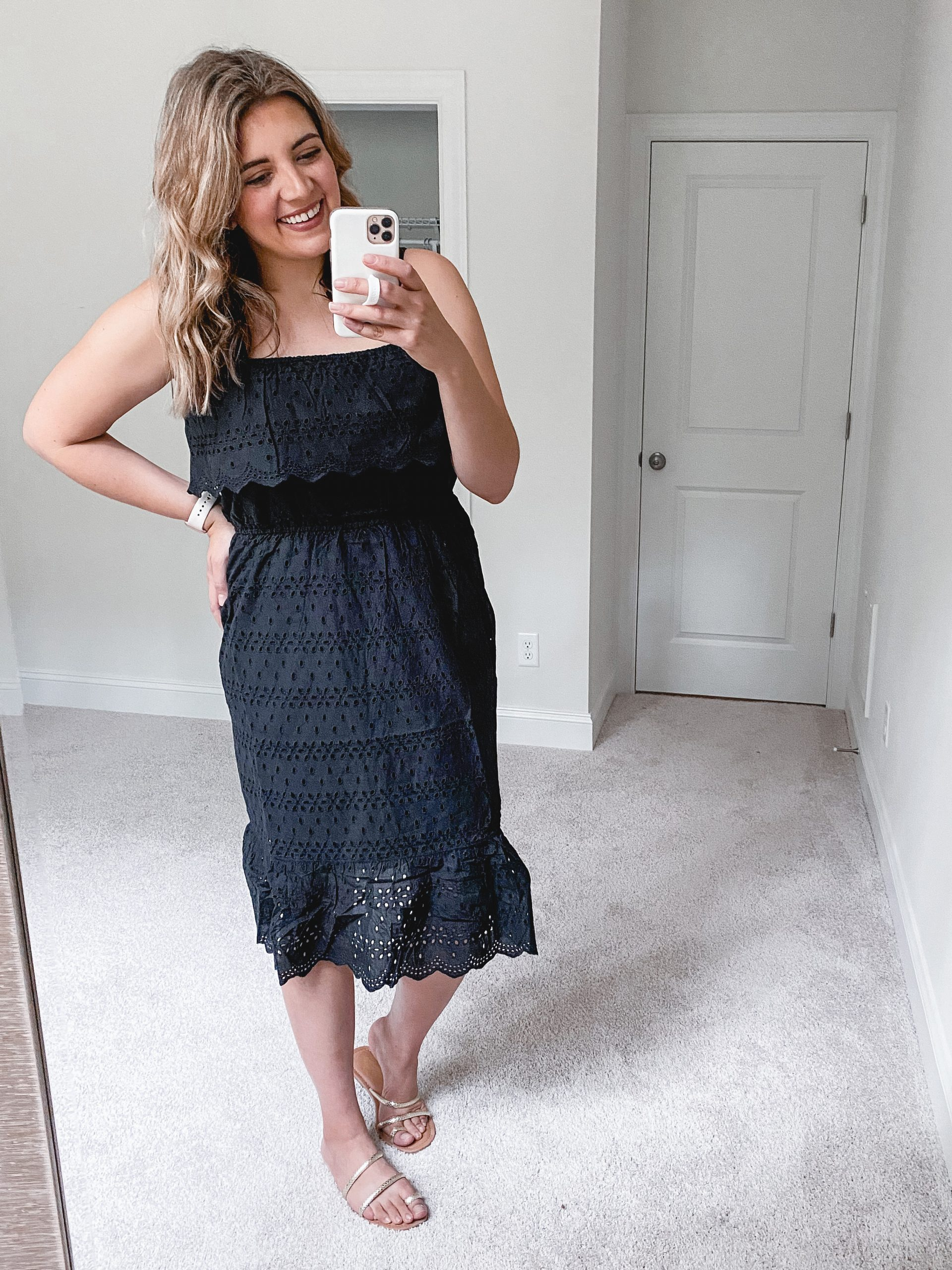 Virginia blogger, Lauren Dix, shares over ten summer Walmart outfits!
