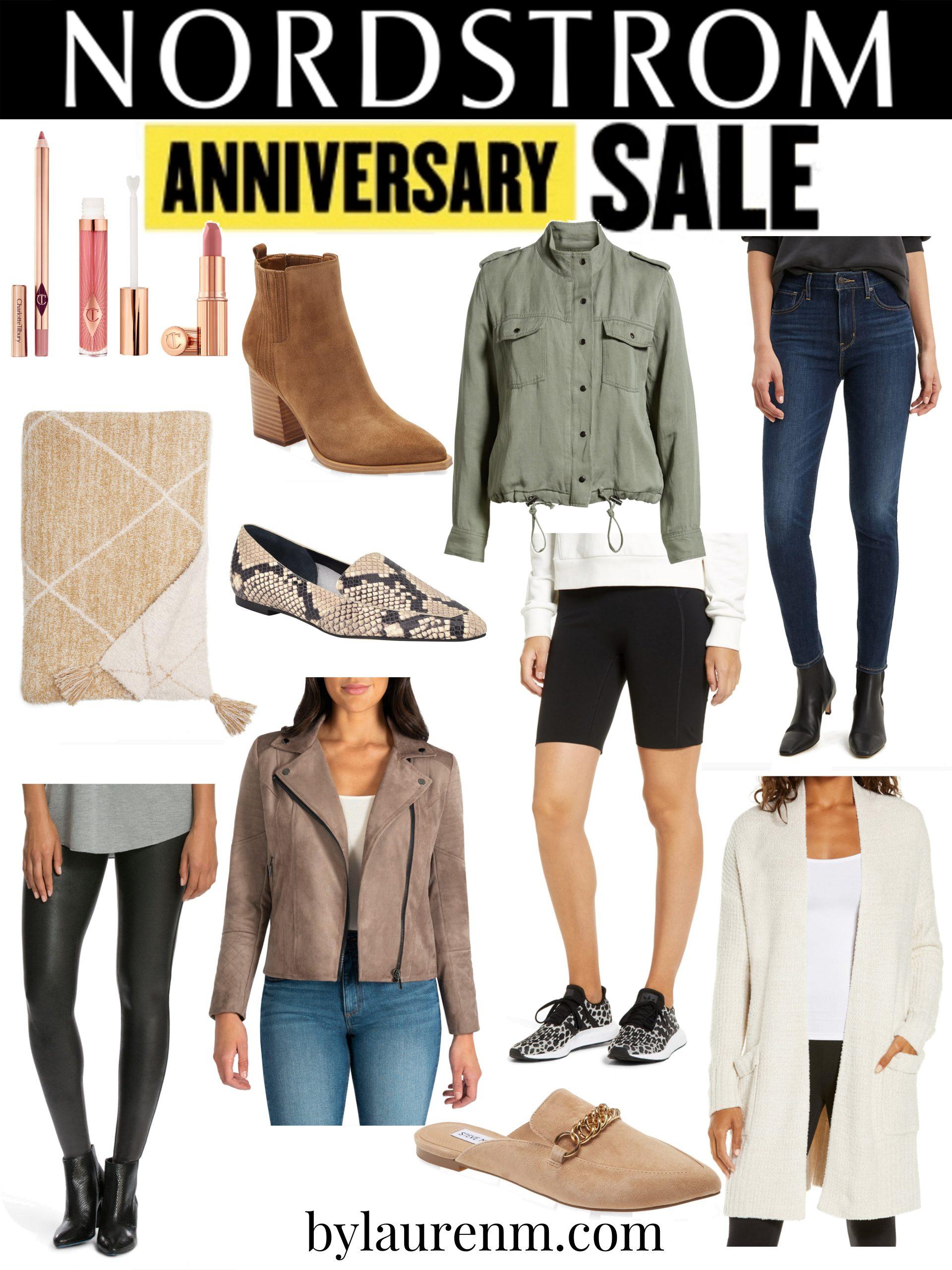 Virginia blogger, Lauren Dix, shares over ten of her favorite picks from the Nordstrom Anniversary Sale 2020!