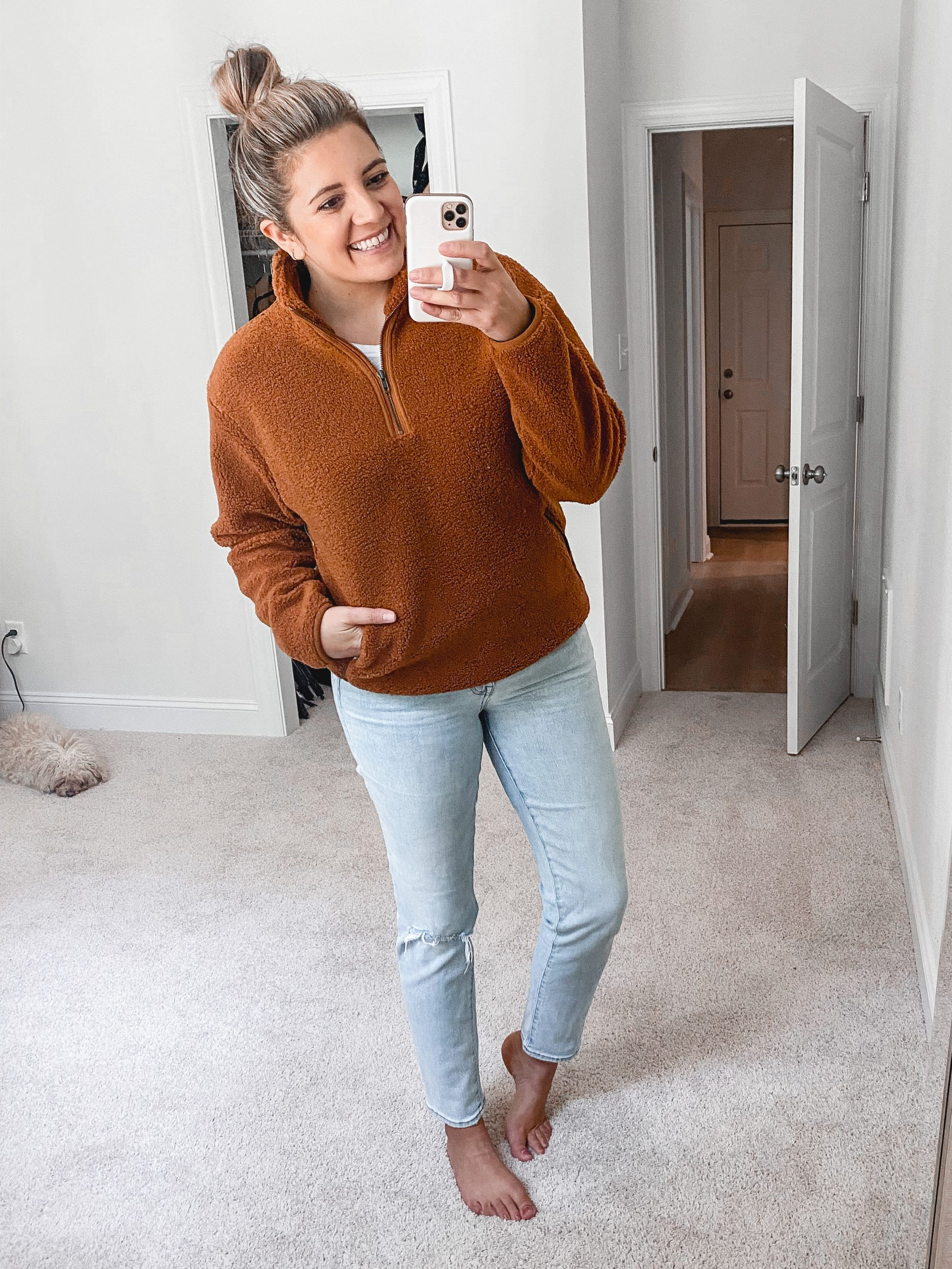 Virginia blogger, Lauren Dix, shares over ten Amazon fashion finds for fall 2020!