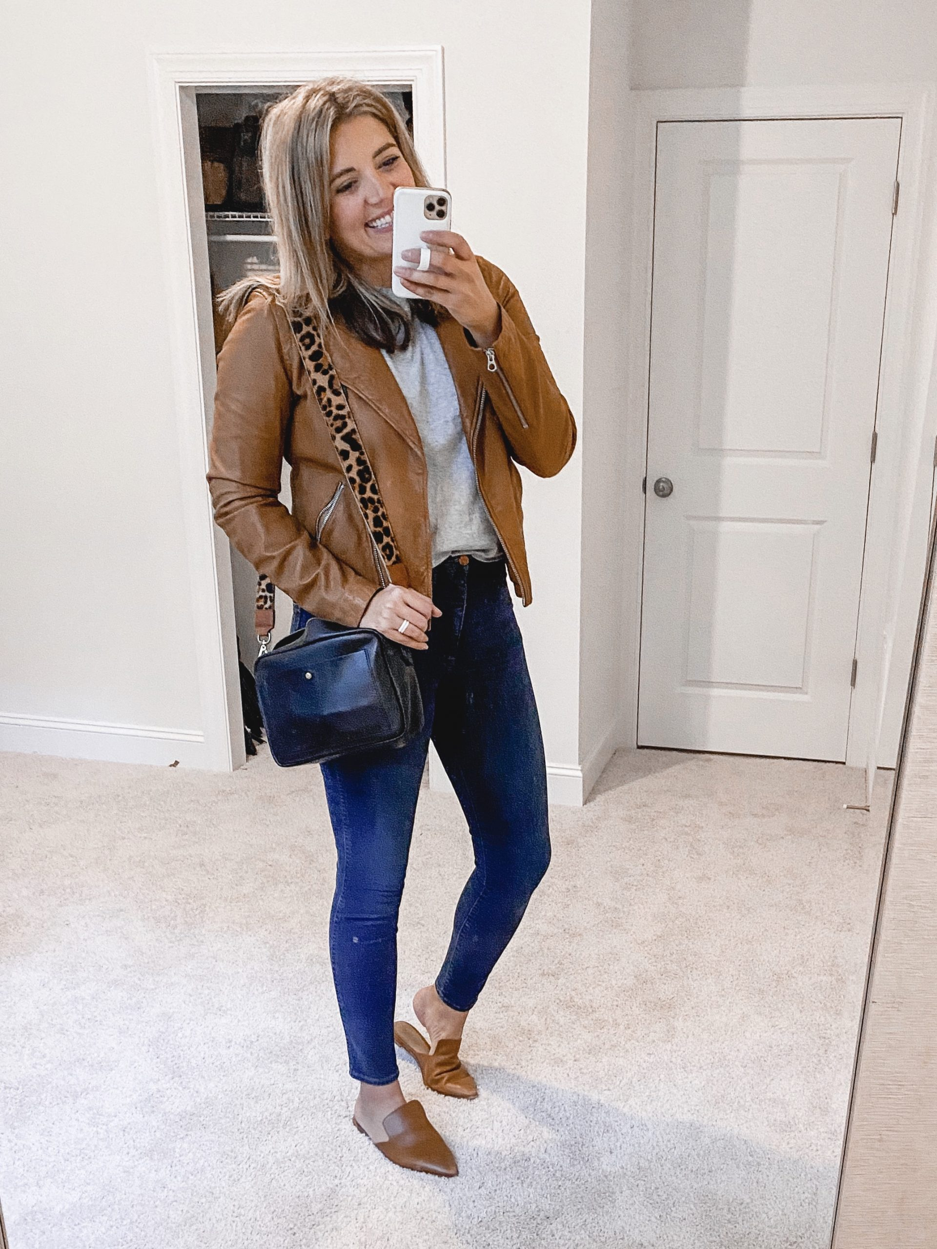 Virginia blogger, Lauren Dix, shares her favorite Madewell fall outfits!