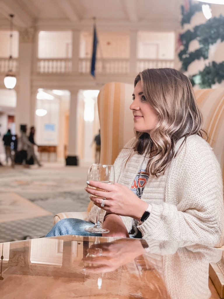 Virginia blogger, Lauren Dix, shares all of the details of her recent Omni Homestead resort stay including resort activities, dining details, and more!