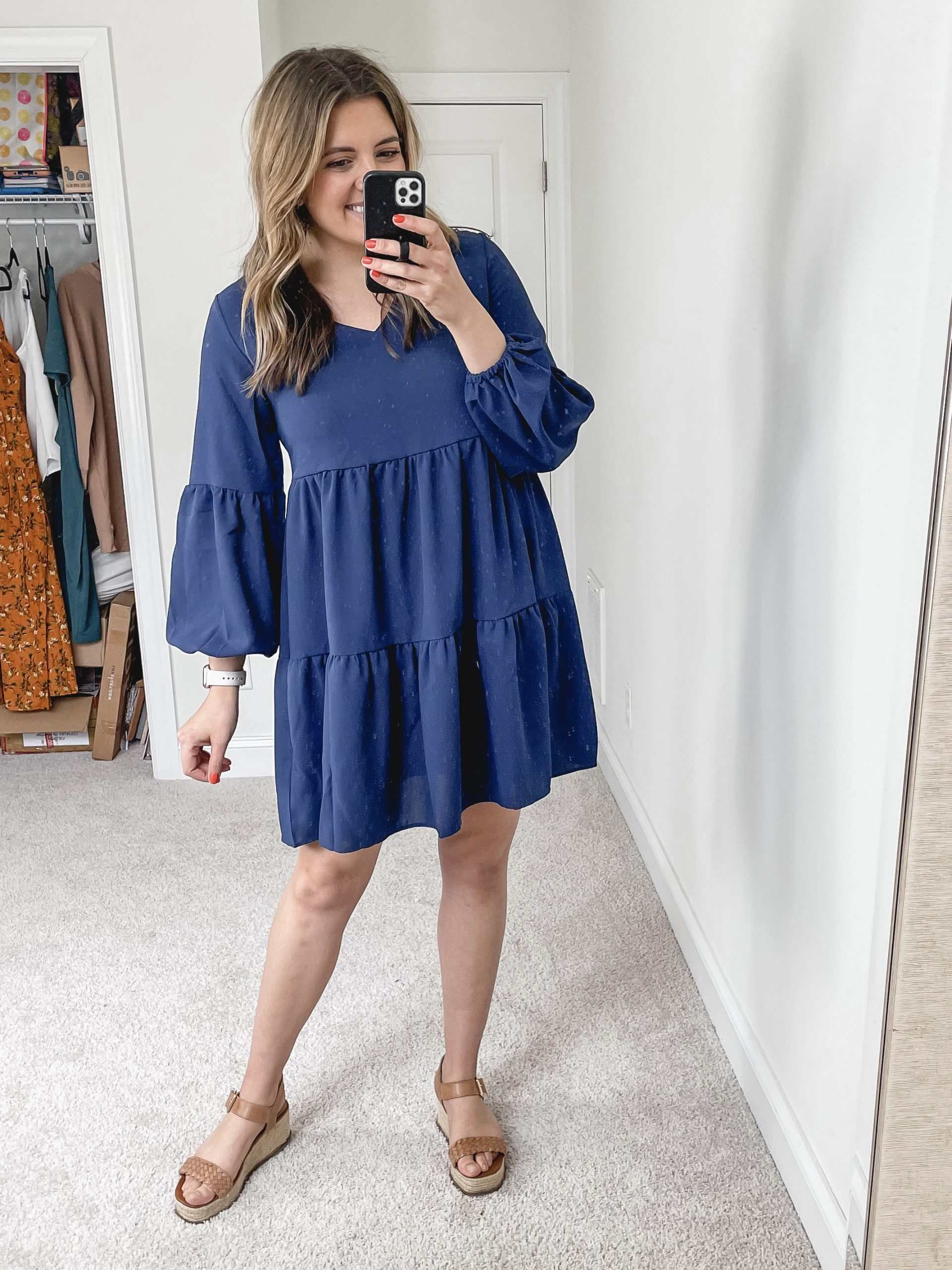 Virginia blogger, Lauren Dix, shares ten new spring Amazon fashion finds.