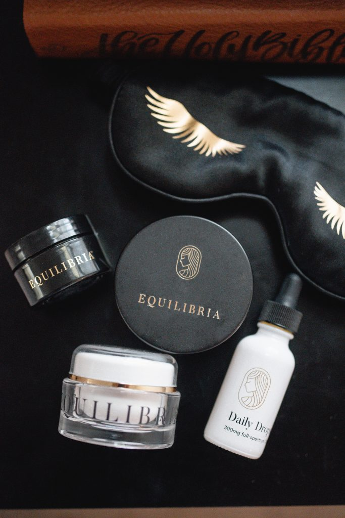 Virginia blogger, Lauren Dix, shares her experience using Equilibria CBD products. Equilibria CBD review + FAQ's answered!