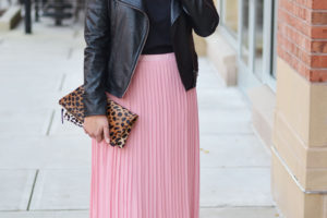 Winter Maxi Skirt + #MyHCLook