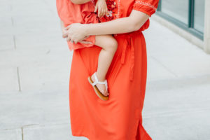 Mother Daughter Matching Outfits + Mother's Day Gifts with Hallmark