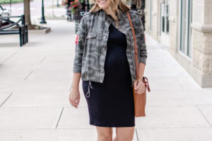 Fall Pregnancy Outfit