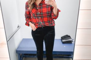 Old Navy Holiday Outfits + Try-on