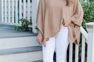 Five White Jeans Outfits for Fall