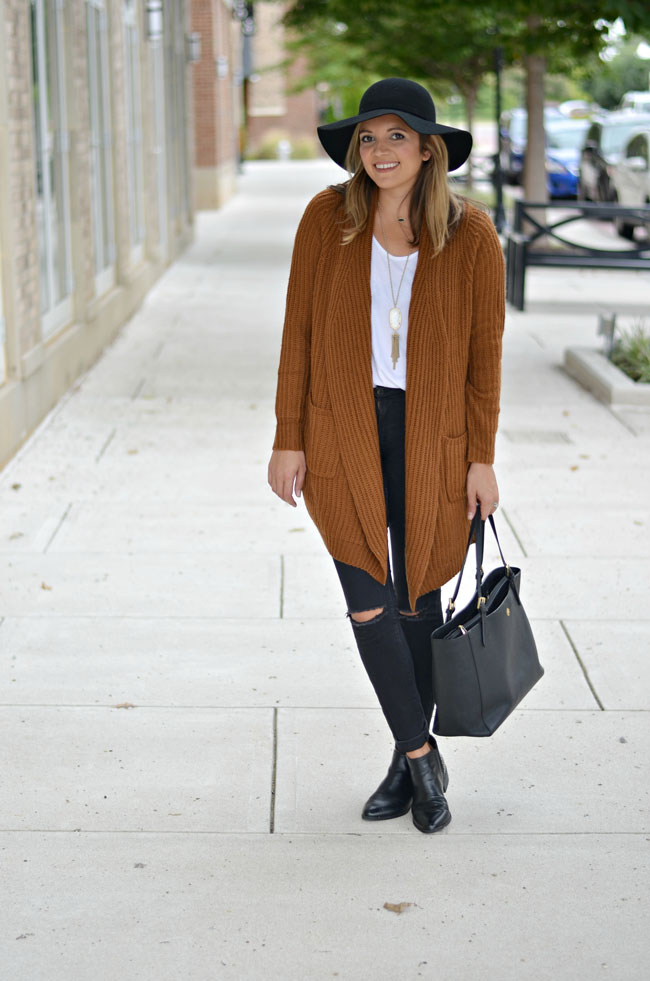 Perfect Fall Outfit By Lauren M