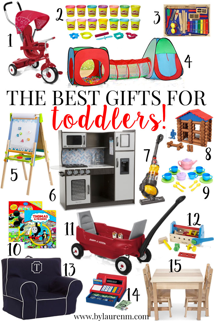 Best Gift Ideas For Toddlers Gifts Www Bylaurenm