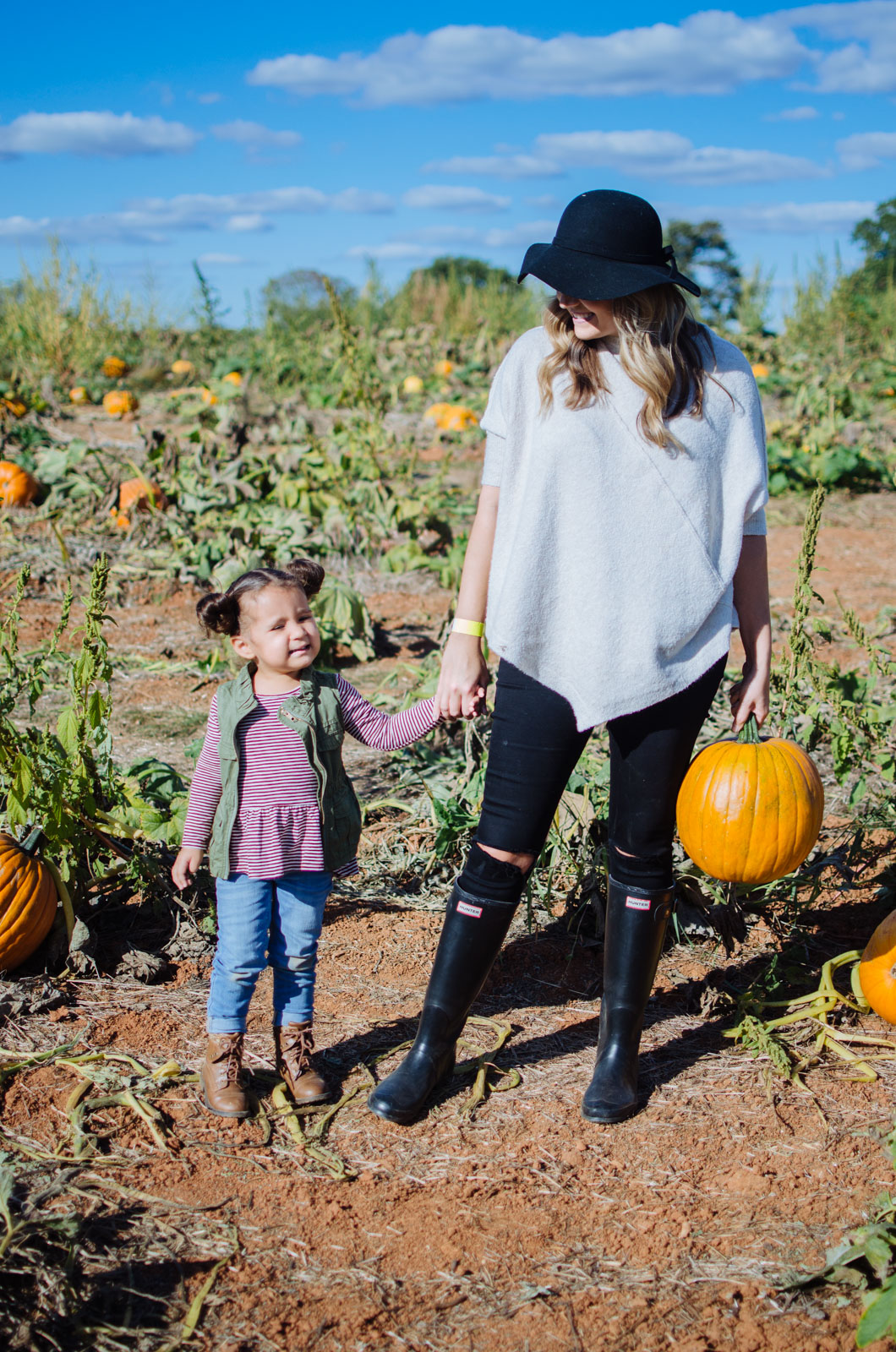 Mommy And Me Pumpkin Patch Outfits By Lauren M