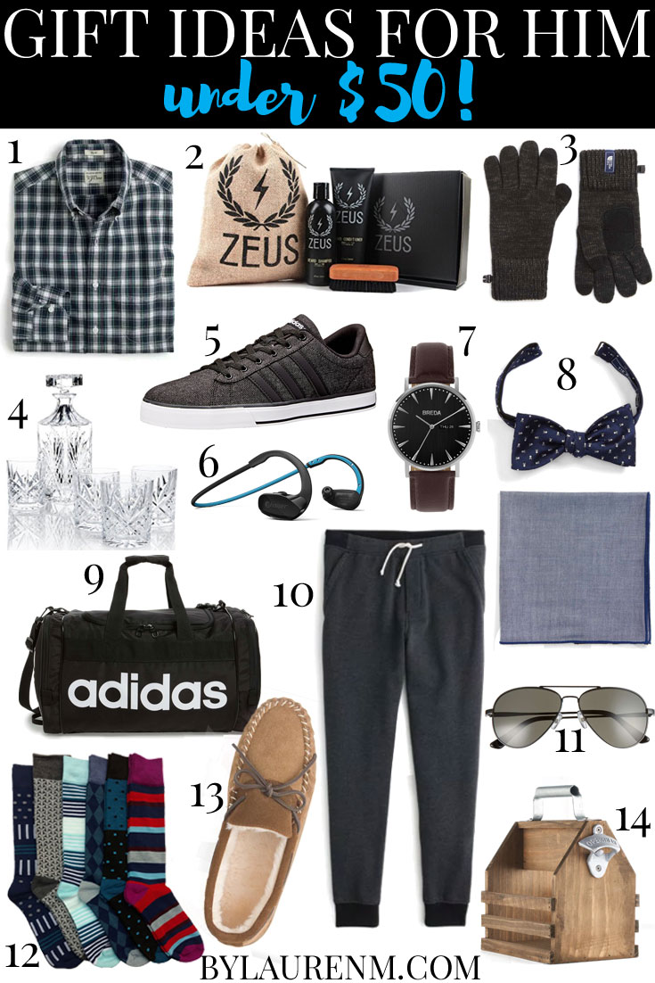 Gifts Ideas Under 50 For Him Best Gift Men Dollars