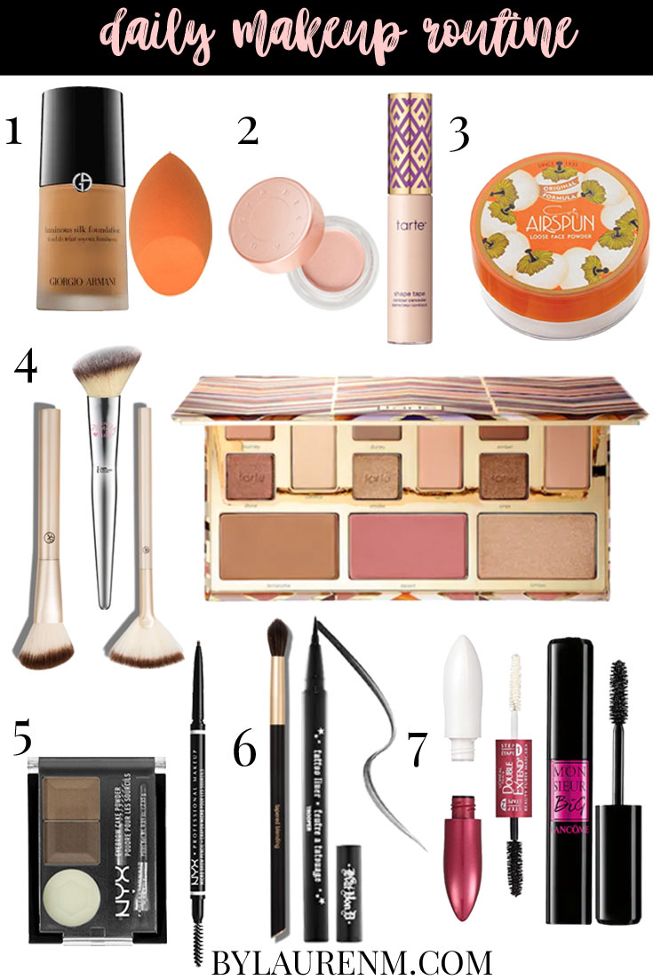 My Daily Makeup Routine Easy Everyday